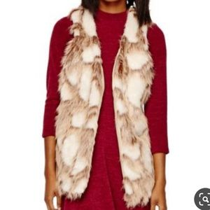 DECREE FUR VEST SIZE: MEDIUM